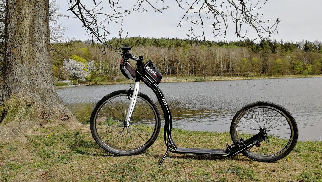 Yedoo Trexx a Fialův rybník Příbram