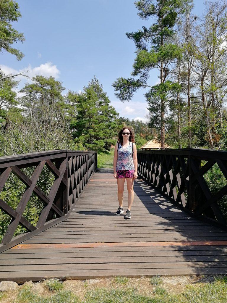 První most....